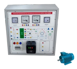 Electrical Motor Training System