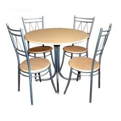 Cafeteria Dining Set