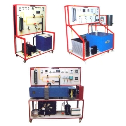 Refrigeration Airconditioning Lab Equipments