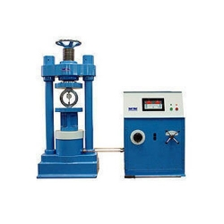 Cement and Concrete Testing Equipments