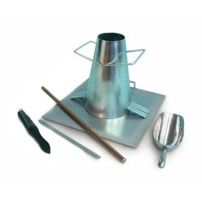 Dufon Slump Cone Test Apparatus