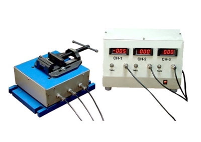 Dufon Milling Tool Dynamometer