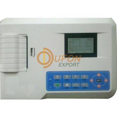 1 Channel ECG Machine