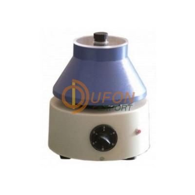 Centrifuge Angle Rotor Head Doctor Pattern
