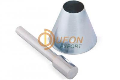 Dufon Sand Absorption Cone and Tamper