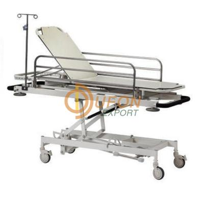 Emergency and Recovery Trolley (Hydraulically Operated)