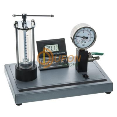 Gas Laws Demonstration Unit