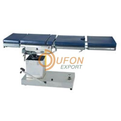 Gear Matic Hydraulic O.T. Table