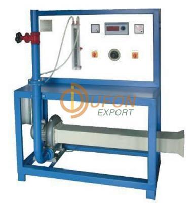 Heat Transfer From Pin - Fin Apparatus