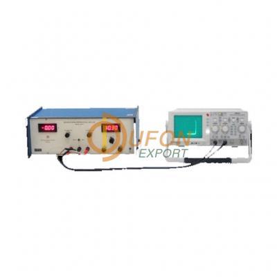 Ionization Potential Set-Up Experiments