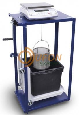 Mount Hydrostatic Weighing