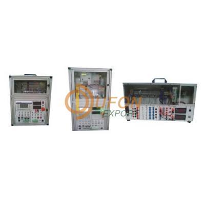 PLC and HMI Training Kit