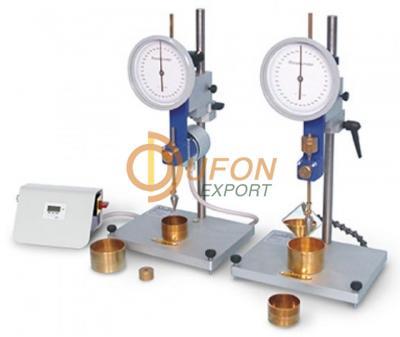 Penetrometer For Liquid Limit Plasticity