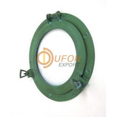 Porthole Green Finish