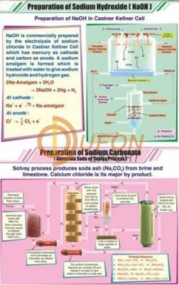 Prep.of Sodium Hydroxide and Sodium Carbonate