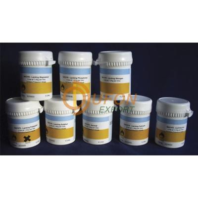 Sachs Water Culture Mineral Deficiency