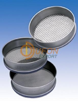Sieve Stainless Steel According to ISO 3310
