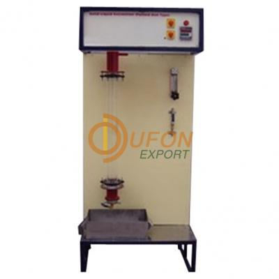 Solid Liquid Extraction Packed Bed Type