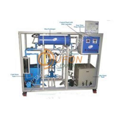 Temperature Control Heat Exchanger